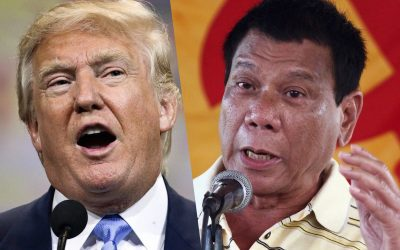 """Does Duterte's """"Military Independence"""" from the U.S. Create New Opportunities for China?"""
