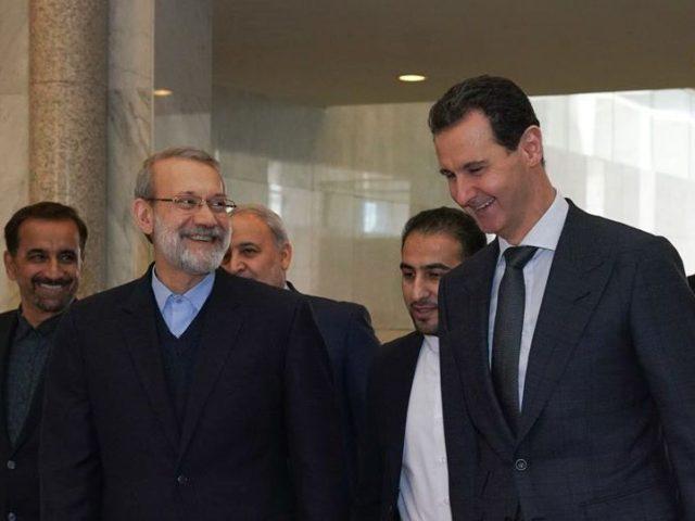 Bashar al-Assad Says States Hostile to Syria Continue to Defend Terrorists