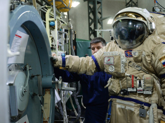 Russia starts training crew for India's 1st manned space mission