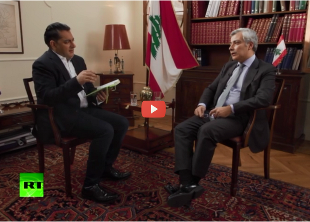 Lebanese Ambassador to the UK: Is there a way out of Lebanon's crisis?