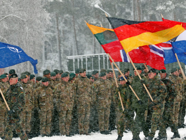 'Military Schengen': NATO's Russia fearmongering aims to attract neutral EU countries into the fold — Russian FM