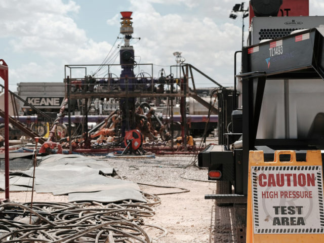 Shale gas drillers are facing a perfect storm