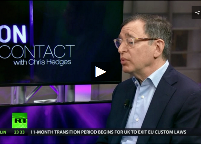On Contact: Poisoned drinking water with Seth Siegel