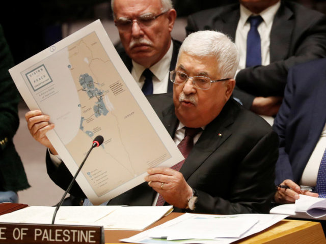 'Like Swiss cheese': Abbas rubbishes Trump's map for Palestine, urges UNSC to reject 'deal of the century' peace plan