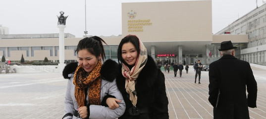 Peoples' Friendship University in Moscow turns 60