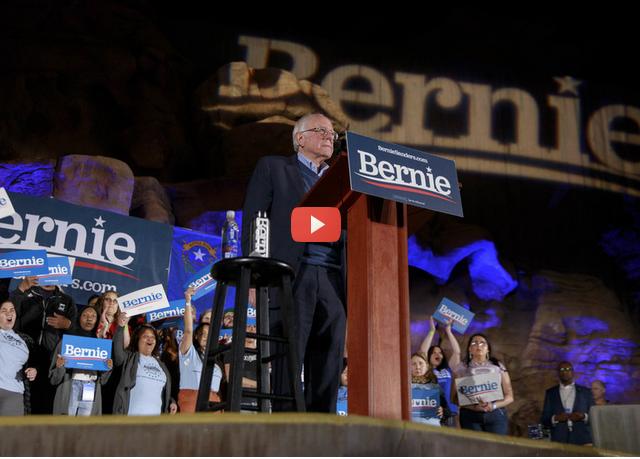 MSNBC hates Bernie Sanders, Weinstein jailed, Malcom X remembered