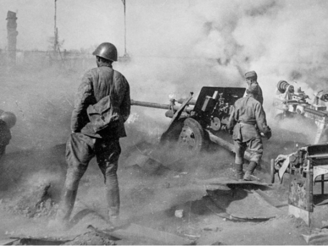 How I defended Stalingrad
