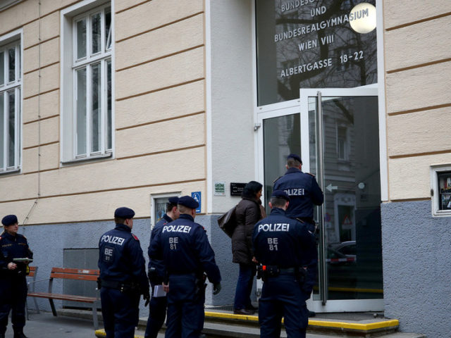 Austrian high school on LOCKDOWN amid fears teacher is infected with coronavirus