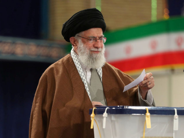 Foreign media 'didn't miss the slightest opportunity' to keep people from voting in nationwide election – Iran's supreme leader
