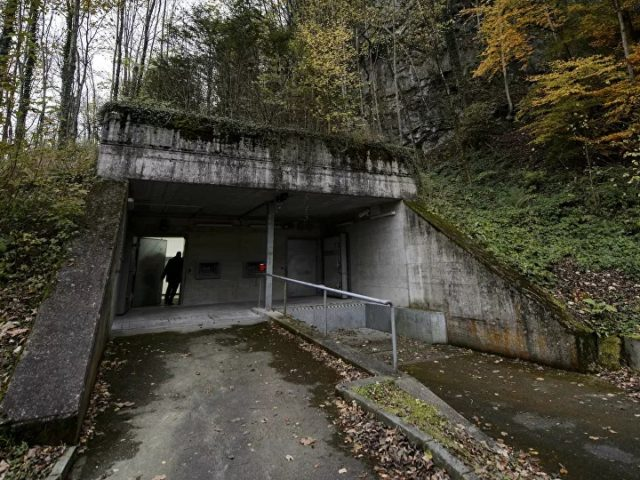 Swiss Village Braces for Evacuation Which Could Last Over a Decade Due to Unexploded WWII Arms Dump