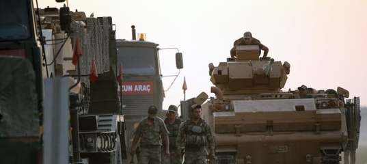 Turkey Sends Reinforcements to Protect ISIS-Daesh in Idlib, Syria