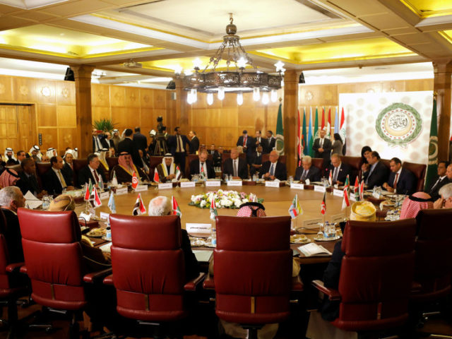 Arab League rejects Trump's 'deal of the century' at Cairo summit with Abbas