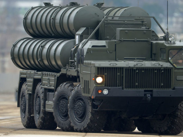 US Defence Company Animation Shows Drone Destroying Air Defences That Look Similar to S-400s