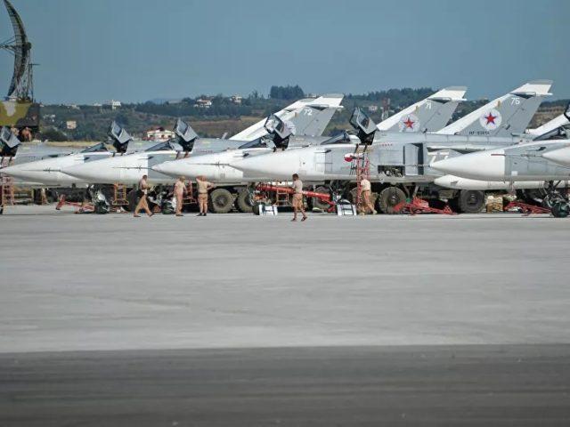 US Demands Russia 'Immediately Ground Warplanes' Over Syria