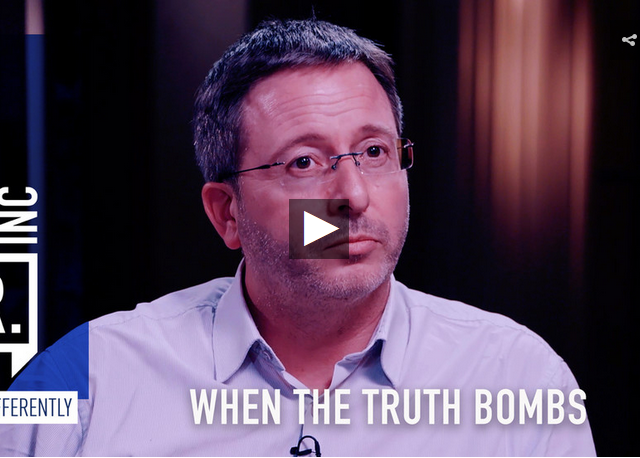 When 'the truth' bombs