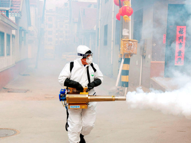 Feast in time of plague? Trump official says China coronavirus is good for US economy