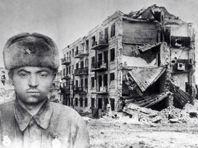 3 acts of exemplary heroism by Soviet soldiers in the Battle of Stalingrad