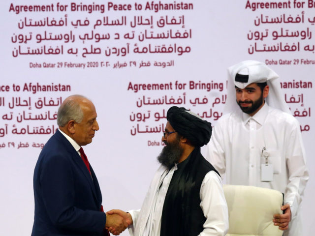US and Taliban ink Afghanistan peace agreement, set conditions for troop withdrawal