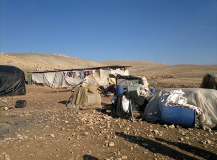 Israeli Forces Close Water Holes, Confiscate Barracks, Order Eviction of 15 Facilities in Jordan Valley