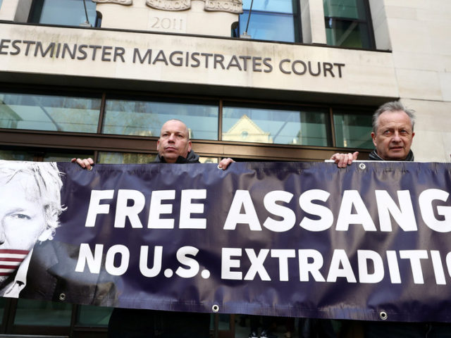WikiLeaks demands answers as Twitter account LOCKED ahead of Assange extradition hearing