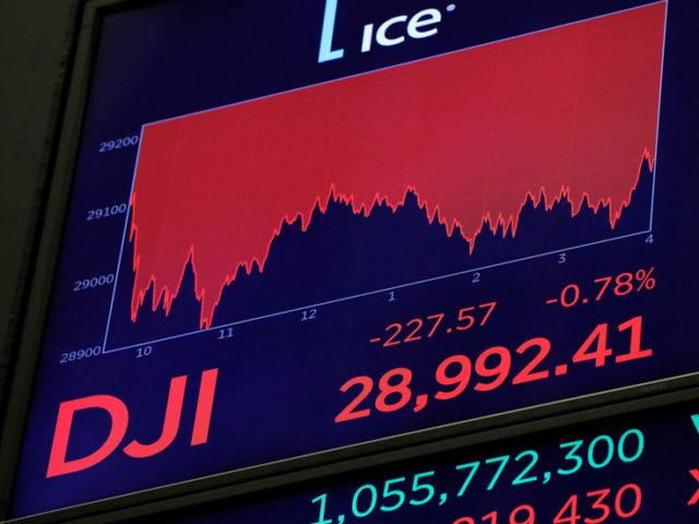 Dow plummets over 900 points as coronavirus panic week drags on