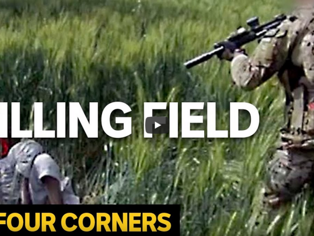 Killing Field: Explosive new allegations of Australian special forces war crimes | Four Corners