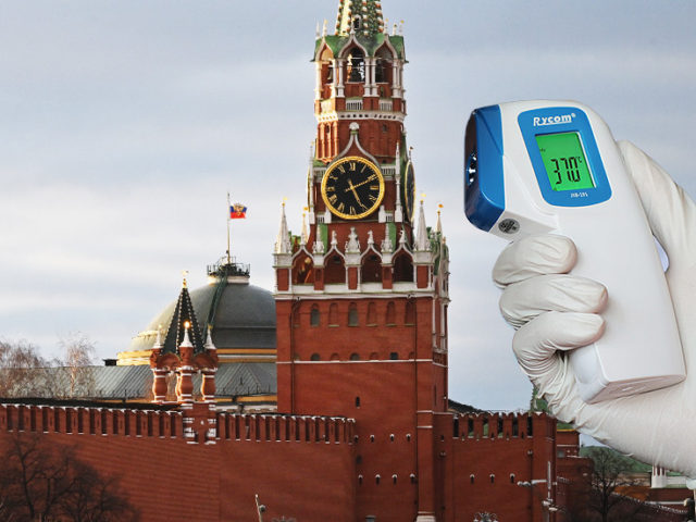 Protect Putin from Covid-19: Kremlin's new mission as epidemic spreads worldwide