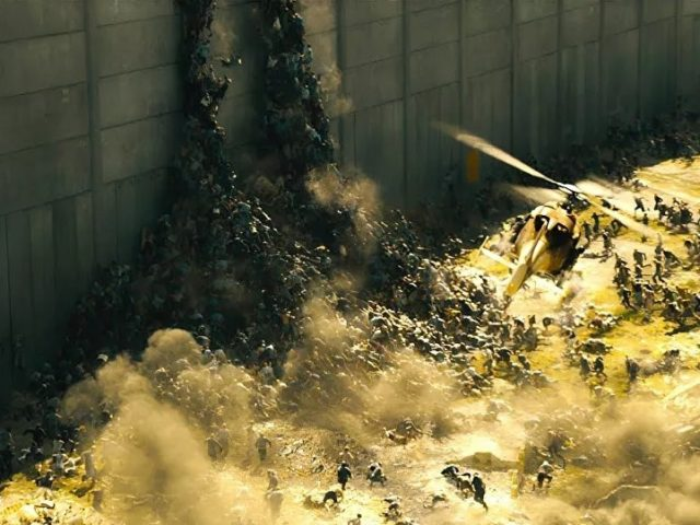 Israel, Quarantine and an Epidemic: It's World War Z All Over Again, Except Brad Pitt Is Missing