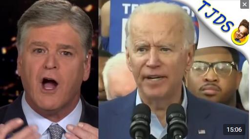 Hannity Directly Attacks Biden's Mental Health Hard