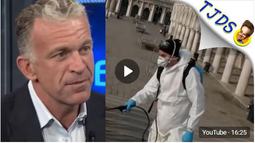 Dylan Ratigan Reports From The Future In Italy