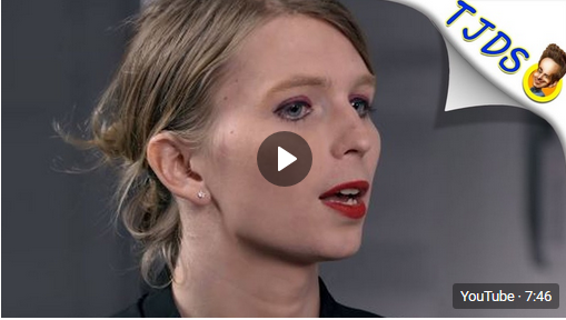 Chelsea Manning Released From Prison!