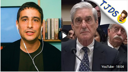 Justice Department Drops Russiagate Prosecution Admitting Defeat w/ Aaron Mate'