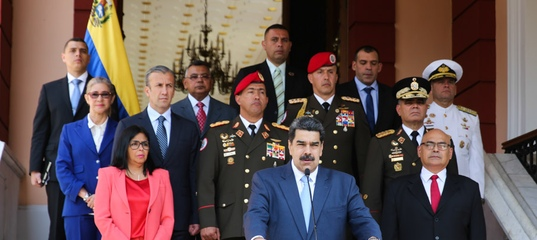 President Maduro thanks China's support to fight COVID-19 in Venezuela