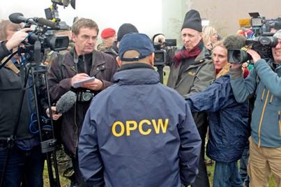 Douma Whistleblowers Respond to OPCW's Attacks