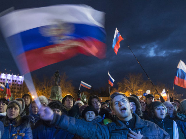 Washington Post breaks ranks with other US & UK media, ADMITS polls show Crimeans prefer to be part of Russia
