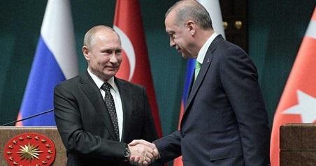 New Putin-Erdogan Deal is Sugar-Coating the Turks' Surrender