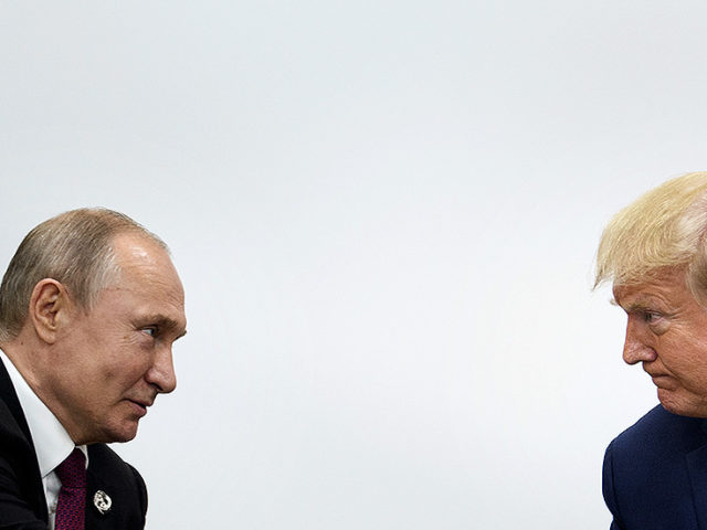 Only C MINUS grade: Putin rates Russia-US relations as more bad than good