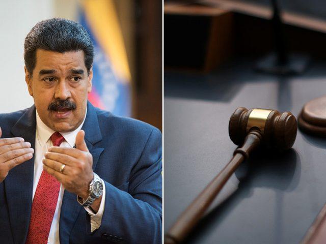 Washington brings NARCO-TERRORISM charges against Venezuelan President Nicolas Maduro