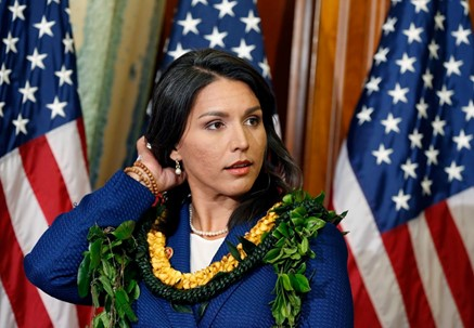 Tulsi Gabbard: Presidential candidates must also condemn election interference by US intelligence agencies
