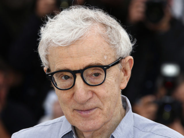 Woody Allen, we will publish your book