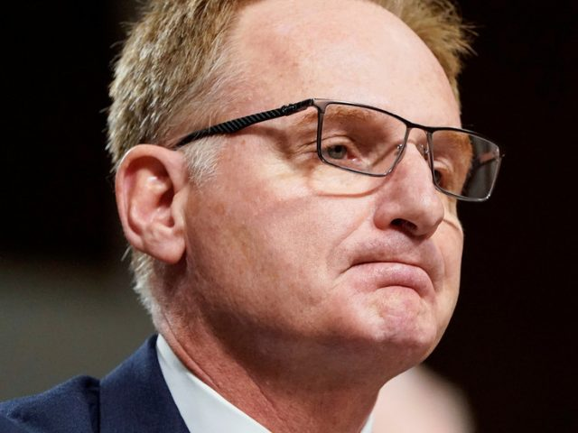 Acting US Navy secretary RESIGNS amid scandal over coronavirus-hit USS Theodore Roosevelt