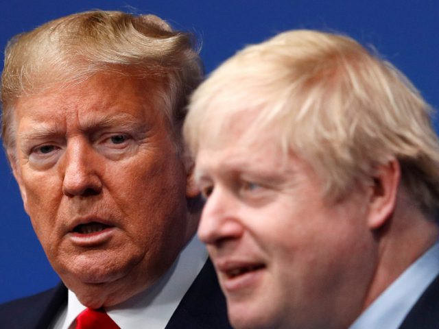 'We contacted all his doctors': Trump says US drug firms in UK scrambling for Covid-19 cure after British PM Johnson sent to ICU