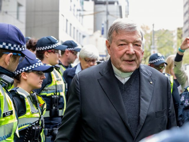Most senior Catholic to be convicted of child sex abuse WALKS FREE from jail after granted appeal in unanimous decision