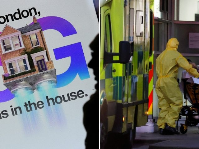 'This country is finished': Unfounded UK '5G coronavirus' conspiracy theories mercilessly mocked