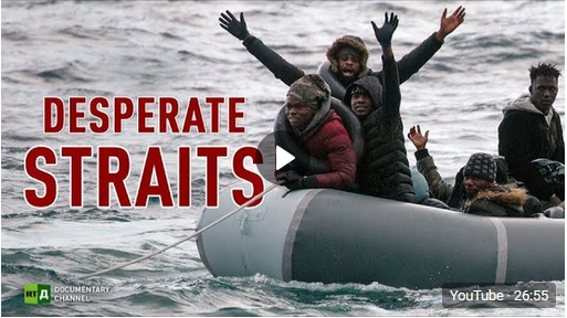 Desperate Straits: The African refugee crisis hits Europe hard | RT Documentary