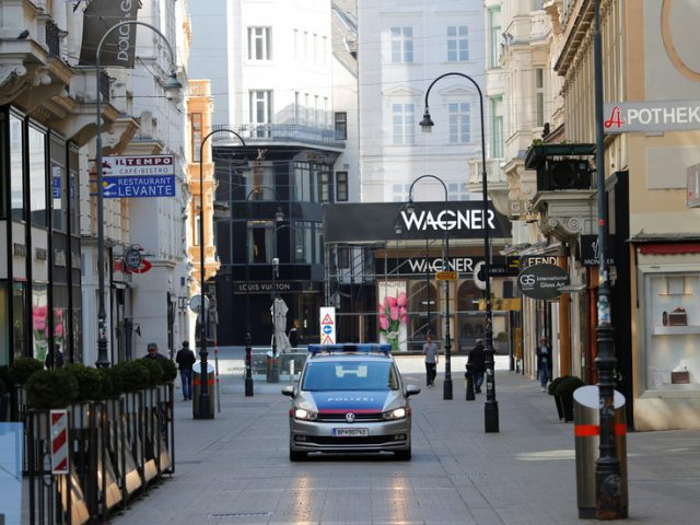 'Gradual resurrection': Austria to reopen small businesses in mid-April as govt eyes roll-back of Covid-19 restrictions