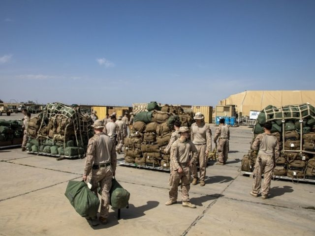 Downsizing, but no departure: US military leaves another base in Iraq