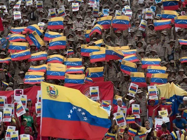 Caracas Condemns EU for Endorsing US Plan on Setting Transitional Venezuelan Government
