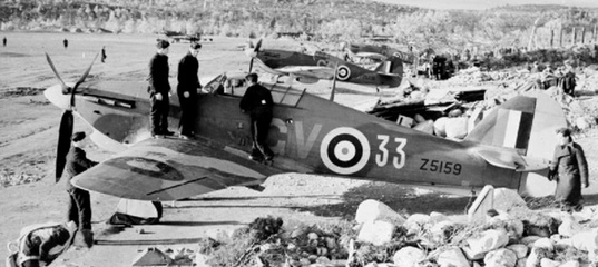 How the British RAF fought in the USSR during WWII