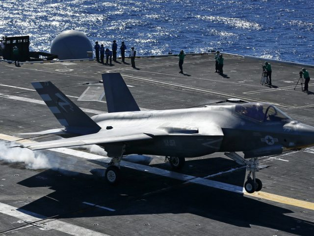 Why is it even called 5th generation? Pentagon's decision not to fix supersonic speed issue with F-35C defeats jet's very purpose